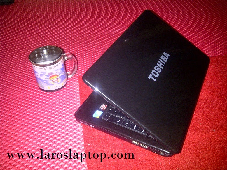 Harga Laptop Second TOSHIBA L510 Black Edition