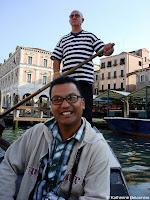 Traghetto Venice Italy