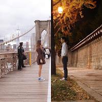 Foto kreatif, foto pasangan jauh terpisah,long distance relationship