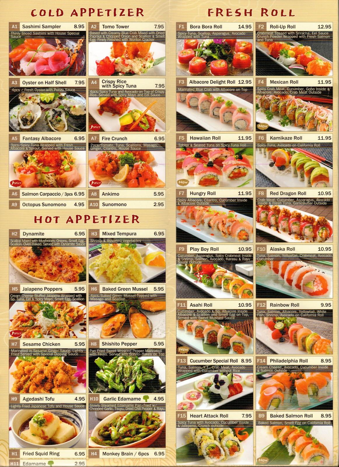 tomo sushi robata grill northridge - Sushi Garden Tucson
