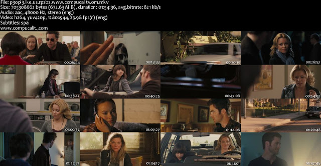 People Like Us DVDRip Subtitulos Español Latino Pelicula 2012