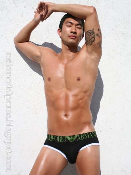 Asian men underwear