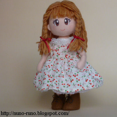 Doll in boots