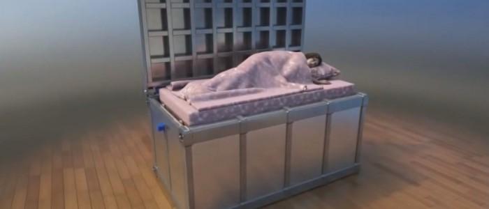 tempat tidur besi anti gempa