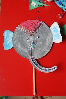 India Elephant Craft
