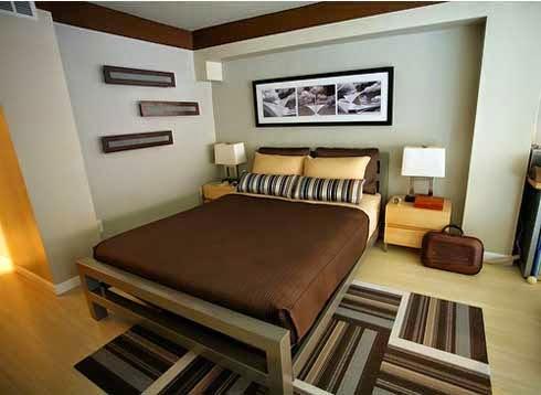 Desain Kamar Tidur Rumah Minimalis