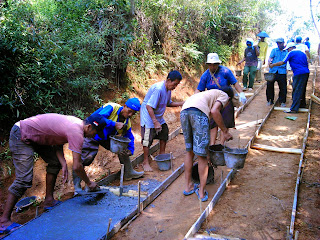 Gotong Royong PNPM Mandiri Perdesaan