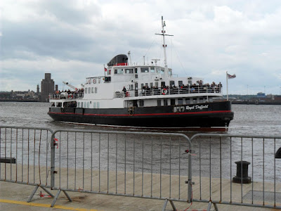 The Ferry 'Cross The Mersey