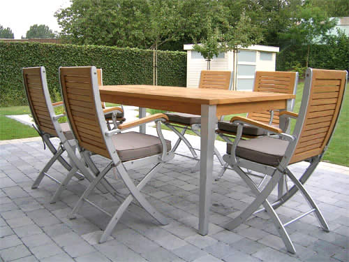 Rose wood furniture modern patio furniture for Contemporary patio furniture