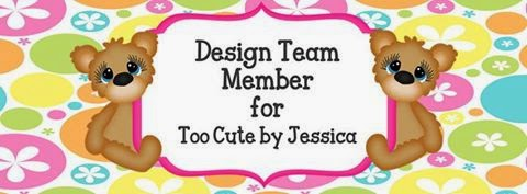 Too Cute by Jessica DT Member