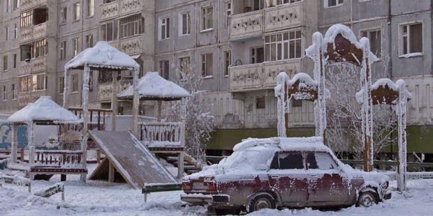 Desa Oymyakon Kota Terdingin di Dunia
