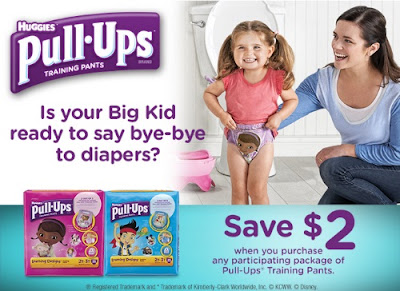 Save.ca Huggies Pull-Ups $2 Off Coupon