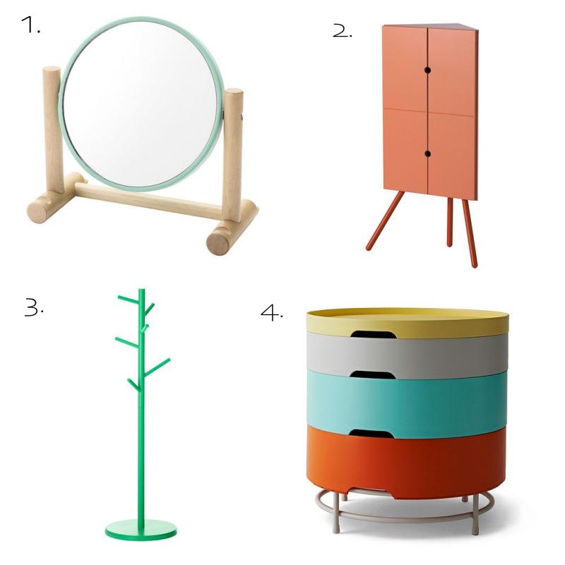 Ikean PS malliston uutuuksia
