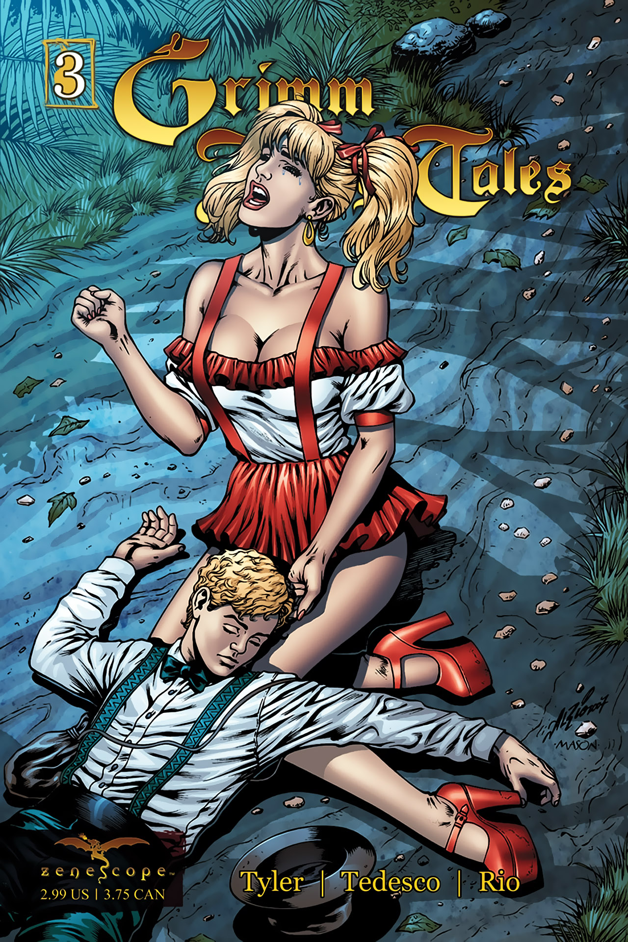 Grimm Fairy Tales (2005) Issue #3 #6 - English 1
