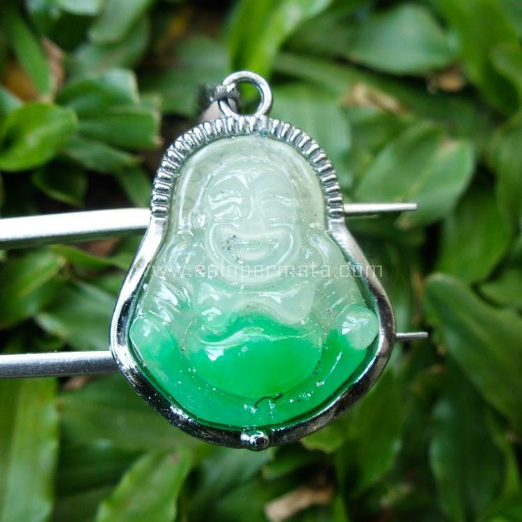 Liontin Batu permata Giok Jadeite Jade - SP575
