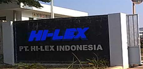 Lowongan Kerja PT. Hi-lex Indonesia Delta Silicon 2 Cikarang