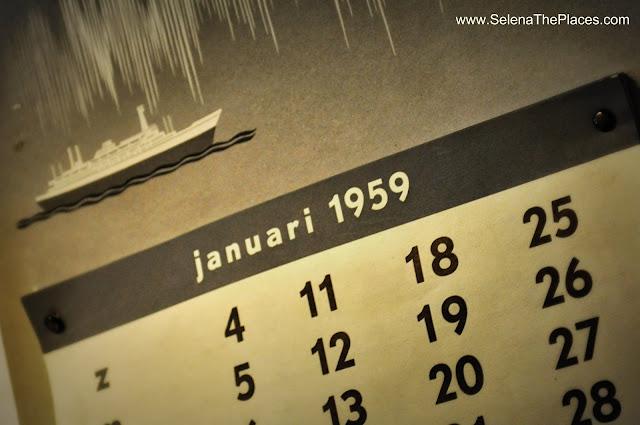 January 1959 SS Rotterdam