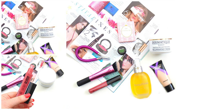 june beauty favourites and hayfever and heatwave helpers