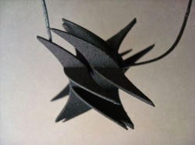 3D-Printed Pendants by Aris Papamarkakis