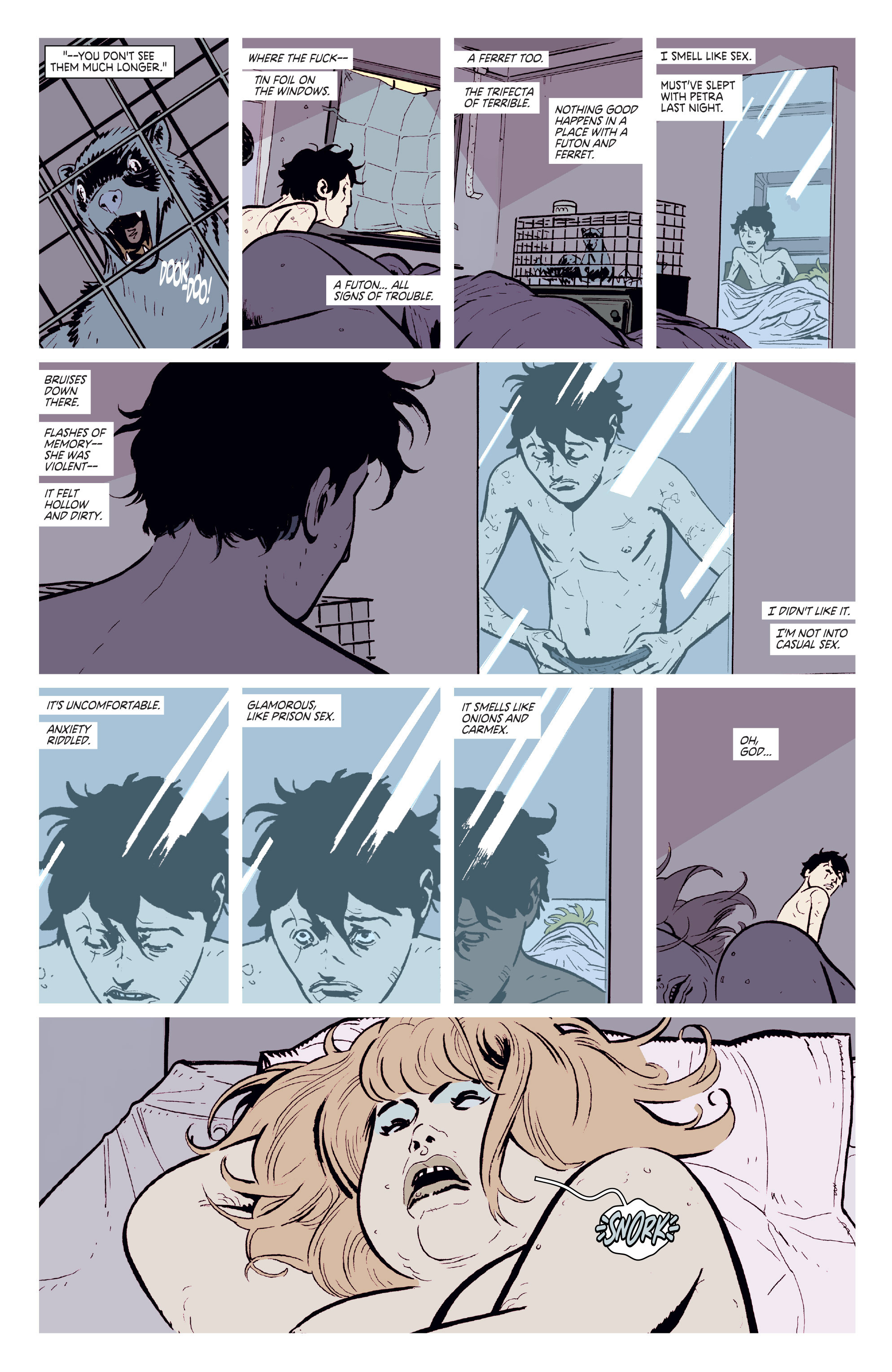 Read online Deadly Class comic -  Issue # _TPB 3 - 67