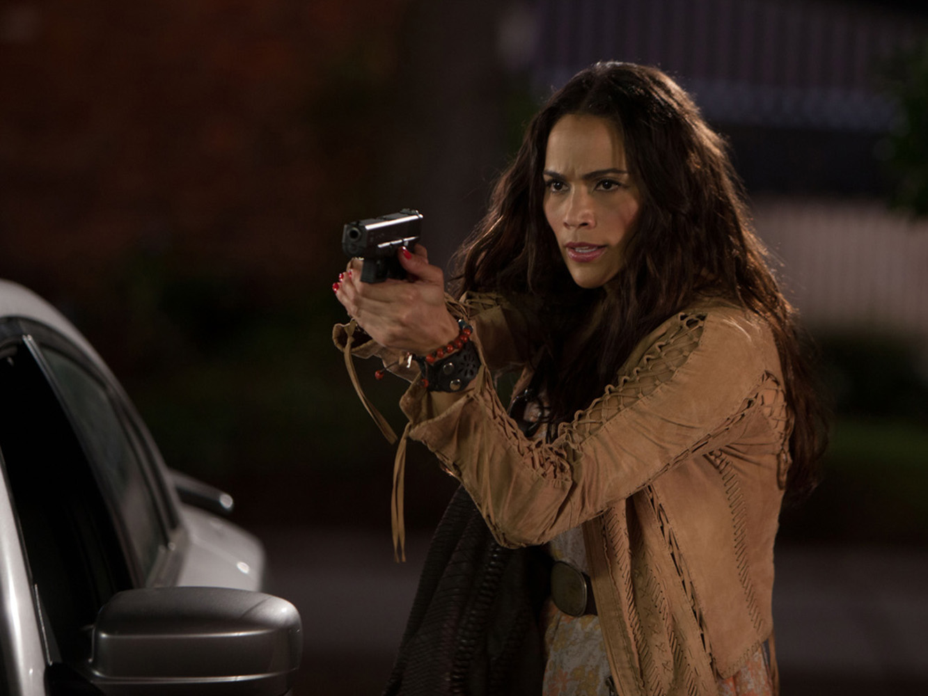 NO BLURRED LINES FOR PAULA PATTON IN 2 GUNS   Where is
