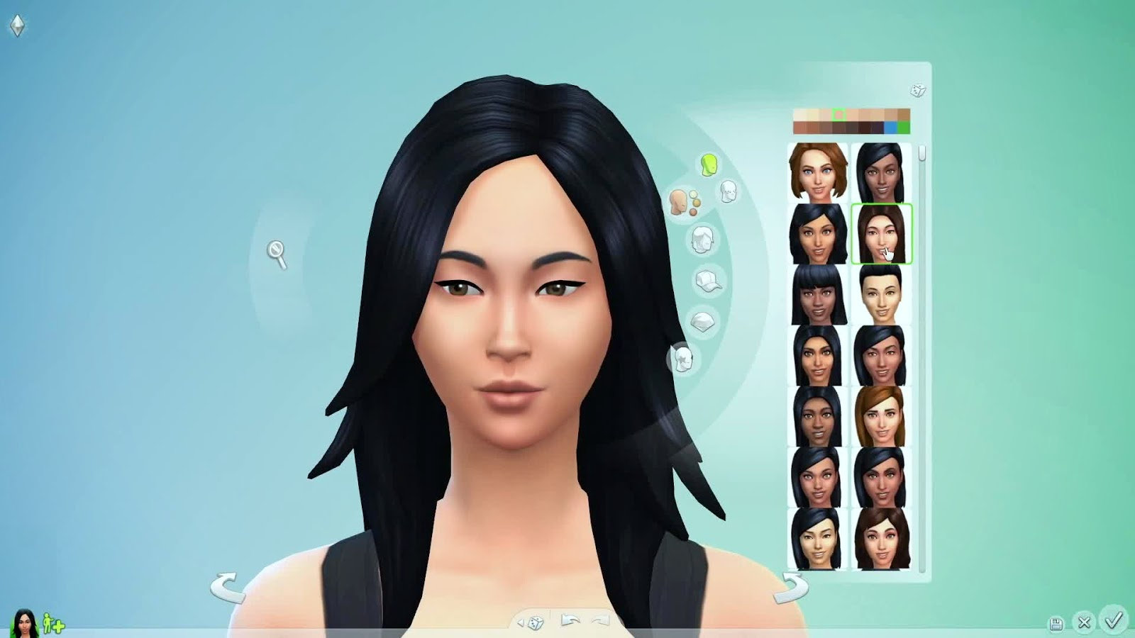 My Sims 3 Blog: The Sims 4: Create A Sim Official Gameplay Trailer