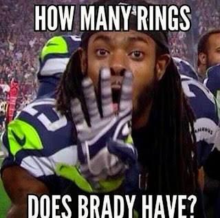 How Many Rings Does Brady Have Sherman