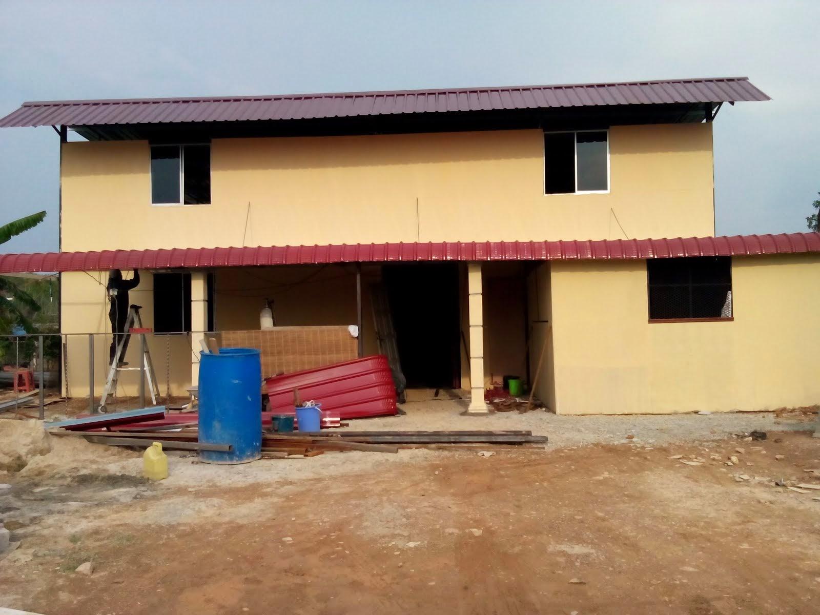 Gambar bangunan Sekolah