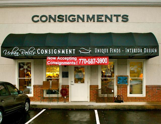 Atlanta Consignment Stores Shop At Urban Relics Unique