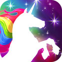 Robot Unicorn Attack 2 Icon Logo