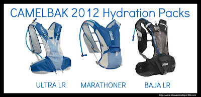 Camelbak 2012 Hydration Packs