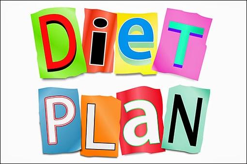 bagaimana nak mulakan diet