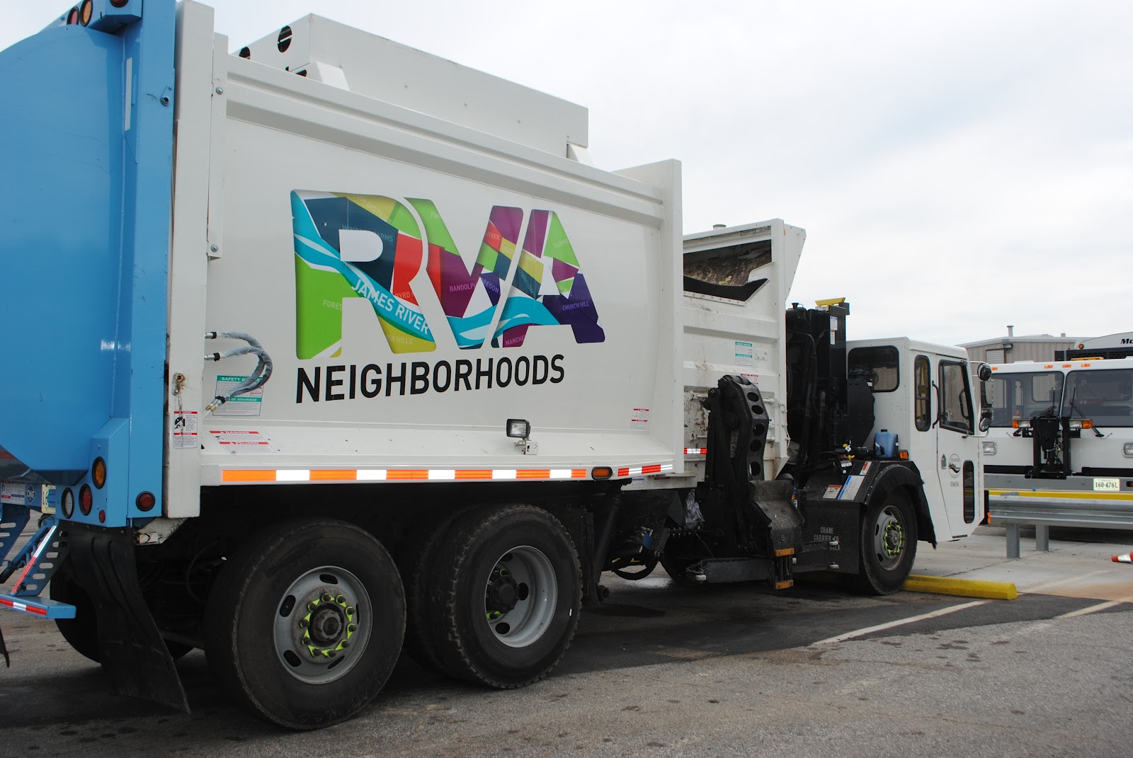 City of richmond department of public utilities city 39 s for Department of motor vehicles richmond va