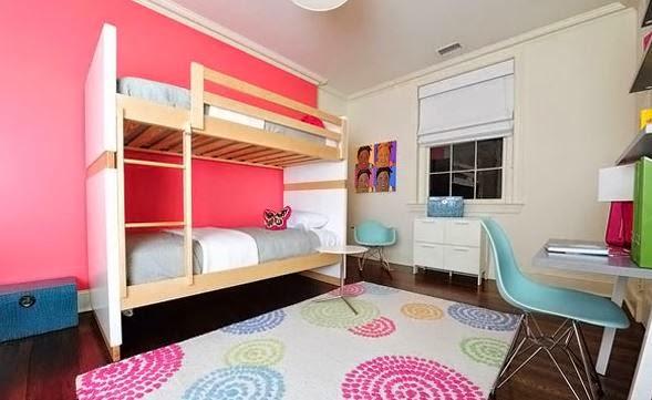 Tieners minimalistische ontwerp van de slaapkamer huisontwerp - Kamer voor tieners ...