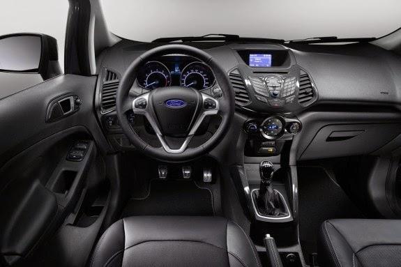 отзывы про 2015-2016 Ford EcoSport II