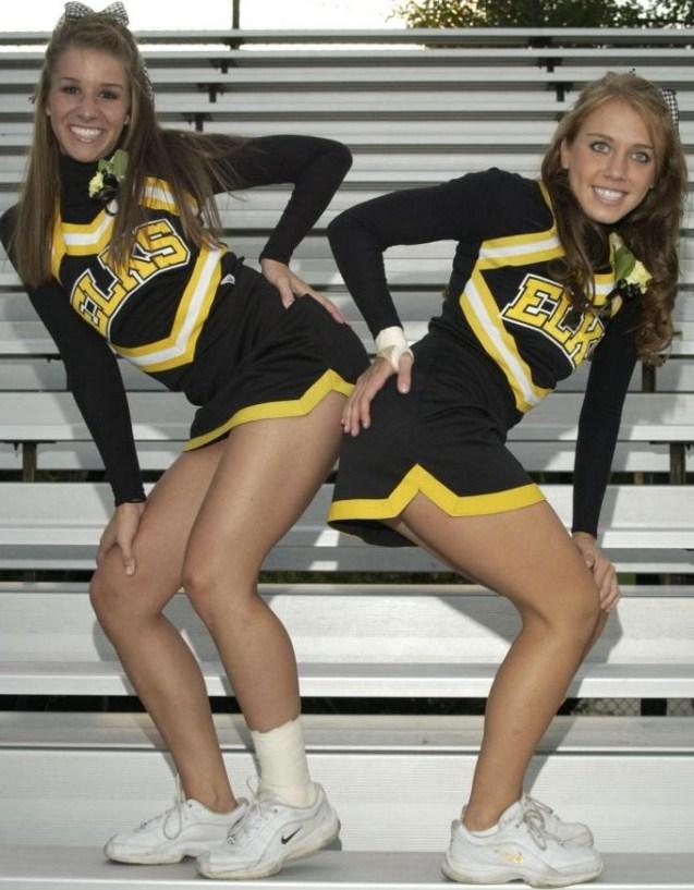 Yearbook Up Skirt 13