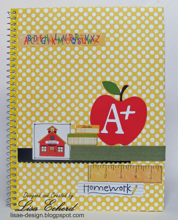 Gallery For gt Cool Spiral Notebook Designs