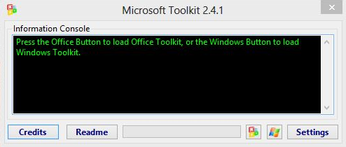 Download Microsoft Toolkit Stable 2.4.1