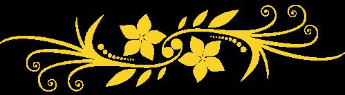 Amarelo arabesco