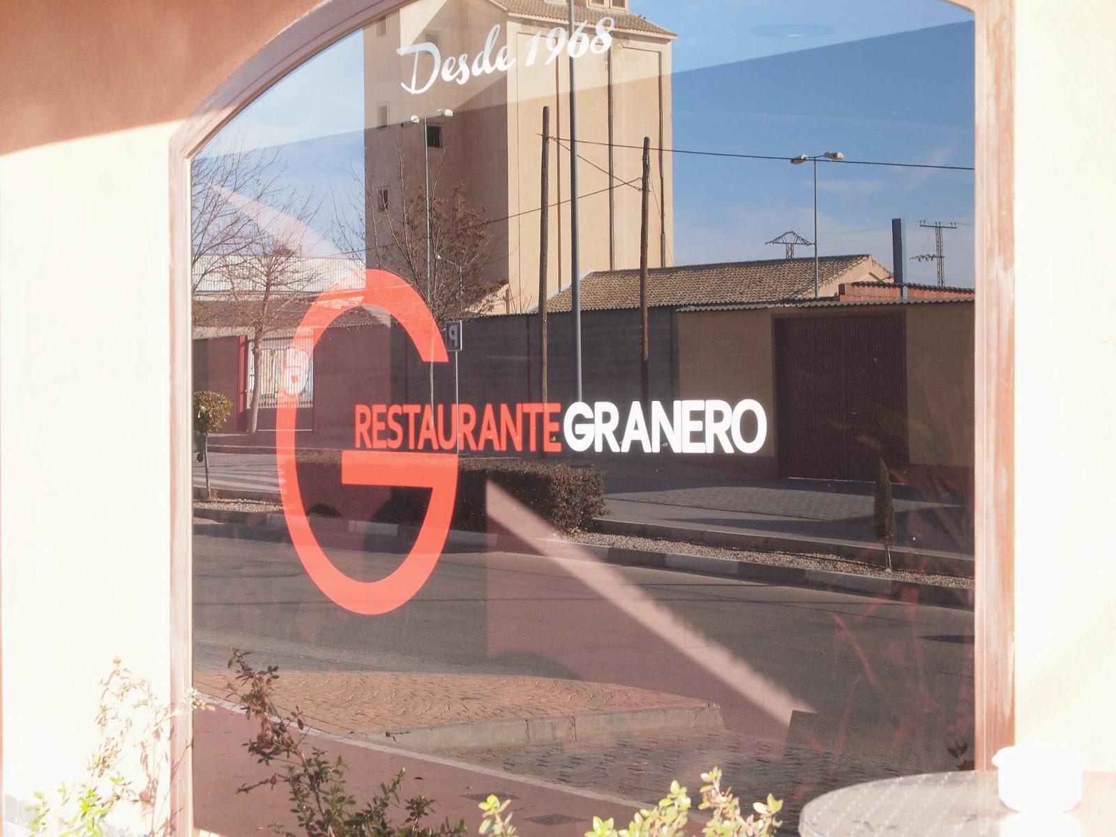 Cocina Creativa: RESTAURANTE GRANERO 2014: El camino a las ...