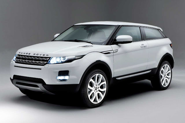 2012 Land Rover Range Rover Evoque wallpapers