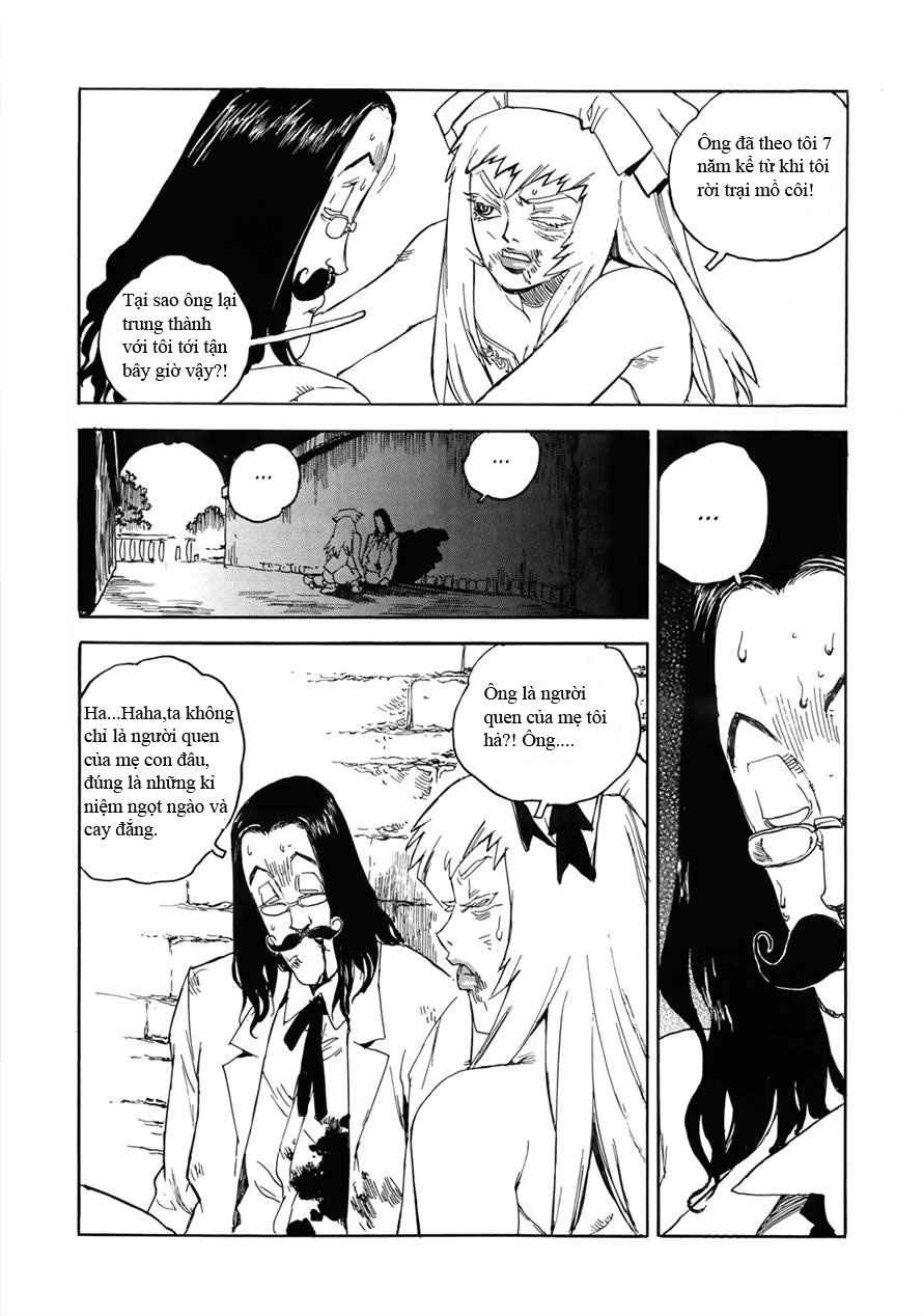 Aiki chap 96 - Trang 13