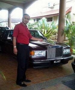 Datuk T Sex Scandal, Rolls Royce offer extended by Zamil Ibrahim