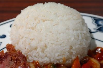 Manfaat Nasi Putih