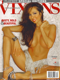 Playboy's Voluptuous Vixens - December 2003