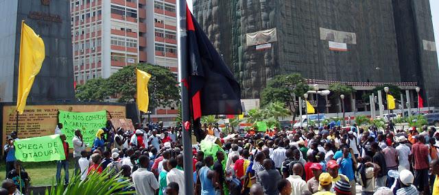 Angola: Juventude da FNLA convoca manifestação contra má governação em todo o país