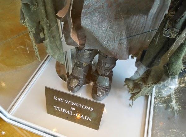 Noah Tubal-Cain costume boots