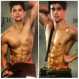 Rayver and Rodjun Cruz