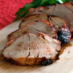 Sweet and Spicy Pork Tenderloin