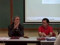 En clase con el Defensor del Pueblo Andaluz (2011):